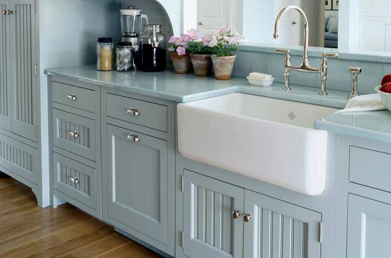 Farmhouse Sink Rohl Nomadic Decorator