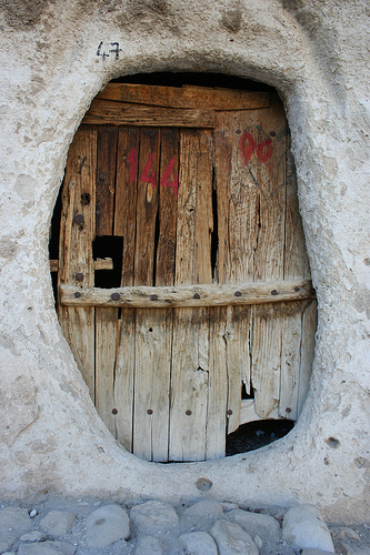 Door in Turkey by Flickr jamyl