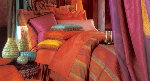 Taj Linen from Anichini